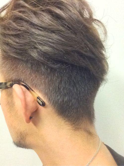 因みに自分の髪も2週間に一回位横と後ろをバリカンで刈ってしまいます。